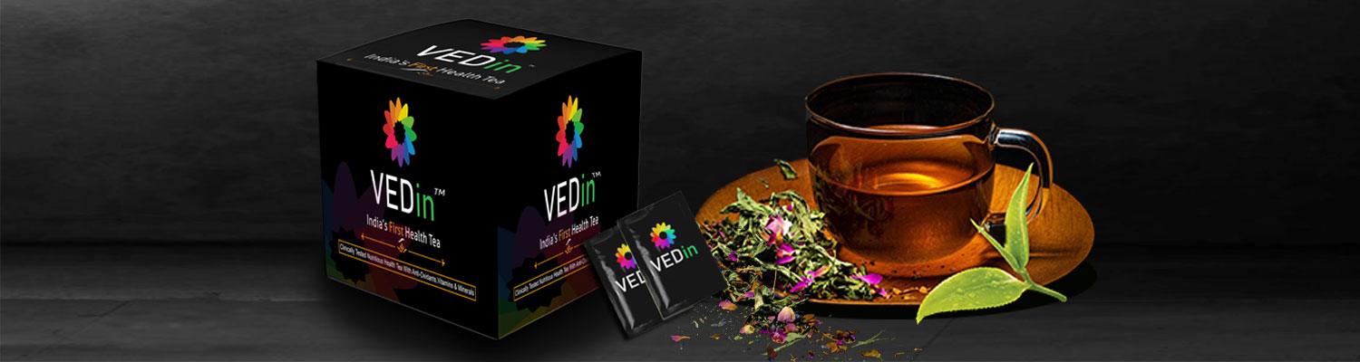 The VEDin - Black Tea Cup